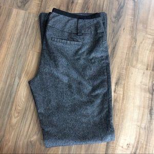 Maurices Gray Wide leg Slacks Work Pants Size 9/10